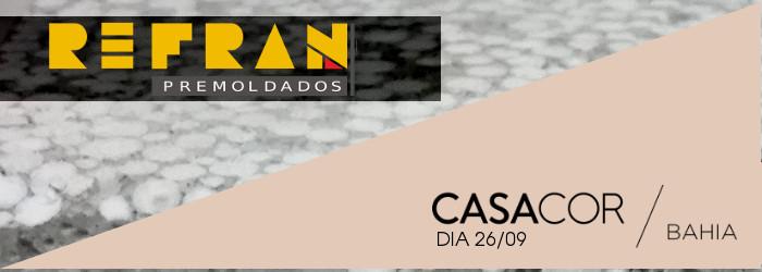 Refran na Casa Cor Bahia 2017